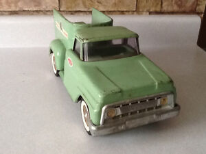 *WOW* 1965 TONKA FARMS HORSE VAN TRUCK London Ontario image 2