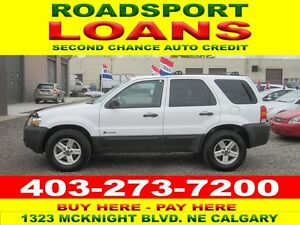 2006 FORD ESCAPE AUTO ON AISH $500 DN BAD CRED OK APPLY NOW