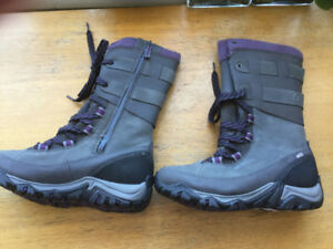 Merrell - Polarand Rove Peak WP Black. Women's winter boot. New