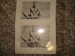 Bob Pearce Pictures-1933 Champion World Sculler