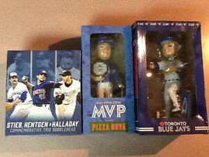 Toronto Blue Jays 2016 Bobbleheads – New in Boxes