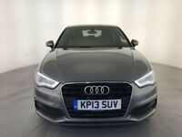 2013 AUDI A3 S LINE TDI DIESEL 5 DOOR HATCHBACK 1 OWNER SERVICE HISTORY FINANCE