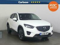 2017 Mazda CX-5 2.2d [175] Sport Nav 5dr AWD Auto - SUV 5 Seats SUV Diesel Autom