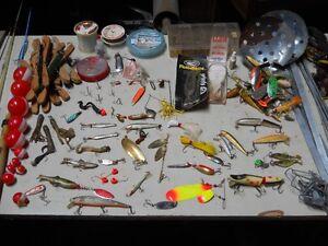 lot d'articles de pêches West Island Greater Montréal image 7