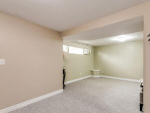 Basement apartment in Burlington