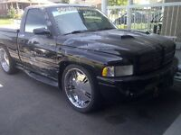 1999 Dodge Other Pickups leather Pickup Truck