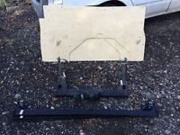 Ford transit custom tow bar and electrics