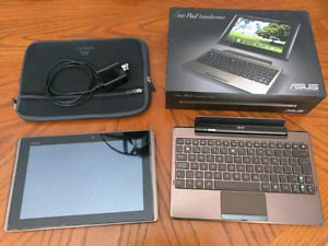 Asus Transformer TF101 android tablet