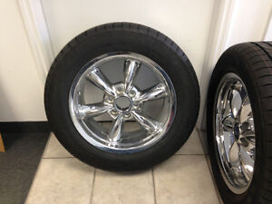 20 inch GM Wheels & Tires - New