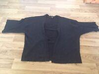Size 18 Navy Cardigan