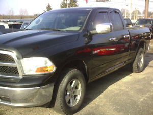 2009 Dodge  Ram 1500 Financing available -3 TO CHOOSE FROM