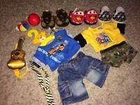 Boys build a bear outfits