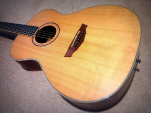 Parkwood PW320M SOLID WOOD Acoustic Electric Guitar - $475