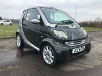 2003 Smart Fortwo 0.6 City Passion Cabriolet 2dr