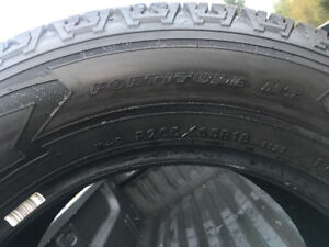 4 New 265/65R18 Goodyear Wrangler Fortitude
