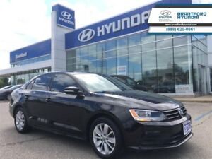 2016 Volkswagen Jetta AUTO | LOW KMS | ALLOYS | SUNROOF | LOCAL
