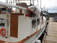Boat Moorage in Vancouver