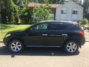 NISSAN MURANO 2006, AWD (3250$ Or Best Offer) - MUST SELL