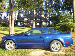 2008 Ford Mustang GT- V8- California Package