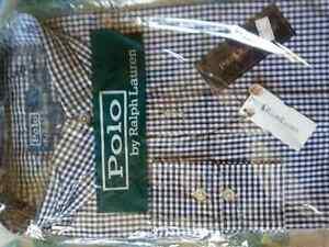 2 Ralph Lauren dress shirts new