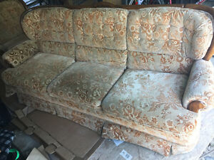 Couch, Chair & Ottoman