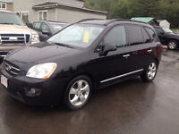 2008 KIA RONDO, 7 PASSENGER, LEATHER, AIR, 832-9000 OR 639-5000