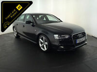 2012 62 AUDI A4 S LINE TDI DIESEL 1 OWNER SERVICE HISTORY FINANCE PX WELCOME