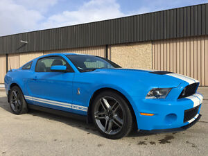 2012 Ford Mustang Shelby GT500 Coupe Only 9670 kms