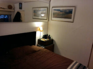 $625 Nov. 15/Dec. 1st- looking to barter rent for part time wrk