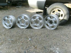 chev  rims 4 sale