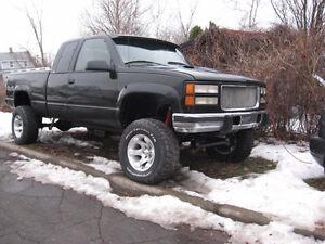lifted diesel 4x4