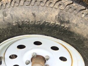 Trailer tires wanted
