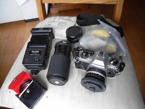 Nikon FG for sale