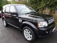 Land Rover Discovery 4 3.0SD V6 auto 2011MY GS