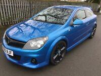 Vauxhall Astra VXR 2.0i 16v Turbo Good / Bad Credit Car Finance (blue) 2010