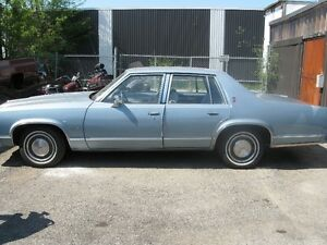 1979 Oldsmobile Delta Eighty-Eight Royale
