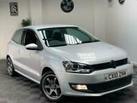 2010 Volkswagen Polo 1.2 60 Moda 3dr ***LOVELY CAR+PX BARGAIN*** HATCHBACK Petro