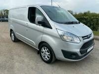 2014 Ford Transit Custom 2.2 TDCi 125ps Low Roof Limited PX TO CLEAR NO VAT