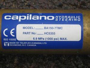 Capilano Cylinder, shaft is bent. St. John's Newfoundland image 2