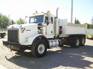 2006 Kenworth T800B Gravel Truck MOTIVATED MAKE AN OFFER
