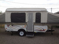 2012 Viking Epic 2406 Pop-up Tent Trailer