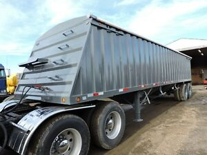 ASSIE  34 FOOT GRAIN HOPPER TRAILER