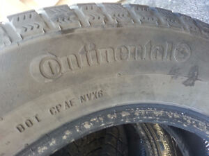 winter tires 195 / 65 R 15
