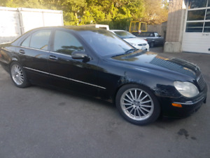Mercedes-Benz S430 PARTING OUT EVERYTHING