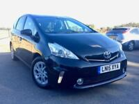 Toyota Prius+ Plus 1.8 VVT-i Hybrid Icon CVT 5dr (7 Seat) UK Car ...