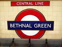 Bethnal Green E2 ----- Fantastic Four [4] Bed Maisonette ----- £623pw----- E2 6PZ -----
