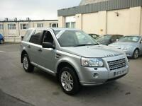 2010 Land Rover Freelander 2 2.2Td4 ( 158bhp ) 4X4 Auto HSE Finance Available