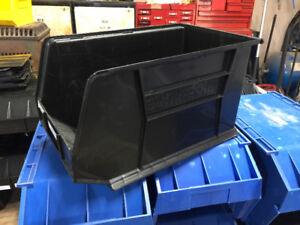 Ackrobin plastic bins for your shop