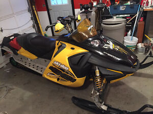 2007 MXZ Renegade rotax 1000 sdi for sale or trade