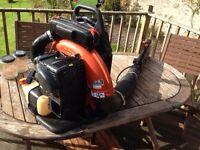 Echo pb755 backpack blower leaf blower